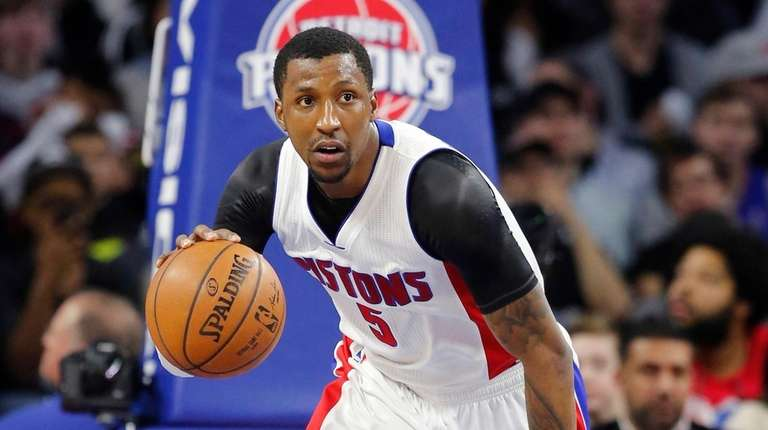 The Pistons will reportedly renounce the rights to