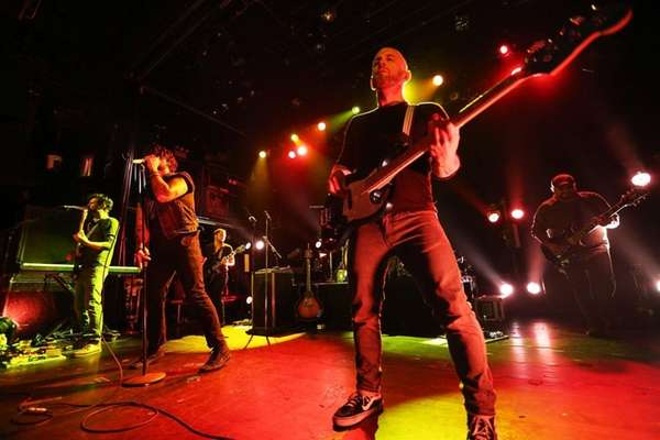 Taking Back Sunday takes the stage at Irving