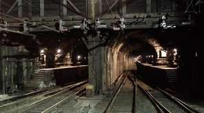 After repairs at Penn Station, a critical project