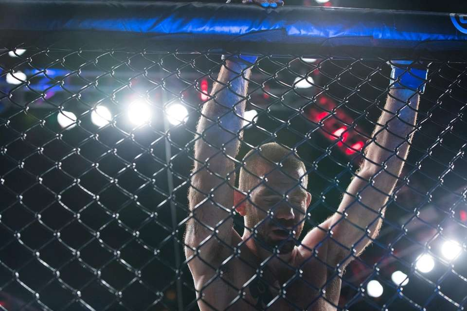 Welterweights from The Ultimate Fighter, James Krause and