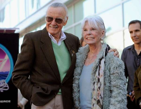 Stan Lee's Wife Joan Passes Away At 95