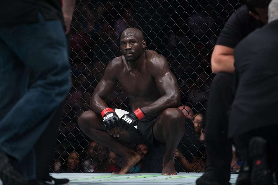 UFC light heavyweights Jared Cannonier and Nick Roehrick