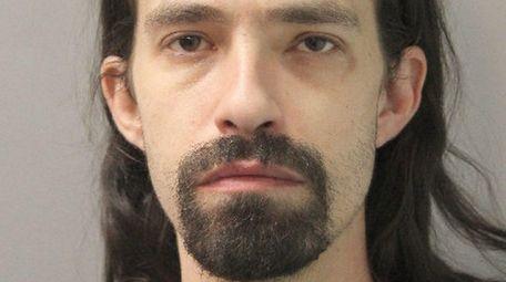 Police said Michael Sorbera, 31, of Huntington, faked