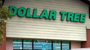 A Dollar Tree store in Encinitas, Calif. is