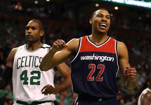 Washington Wizards match Brooklyn Nets' offer to Otto Porter