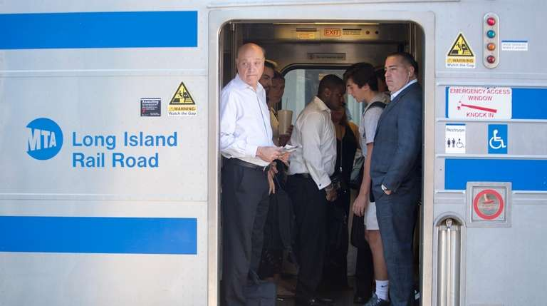 LIRR riders troubled by the