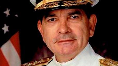 Adm. Diego Hernandez, commander of the Navy's Third