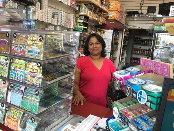 Rahima Hossain, 39, owner of Winners Corner Inc.,
