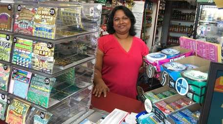 Rahima Hossain, 39, owner of Winners Corner Inc.,