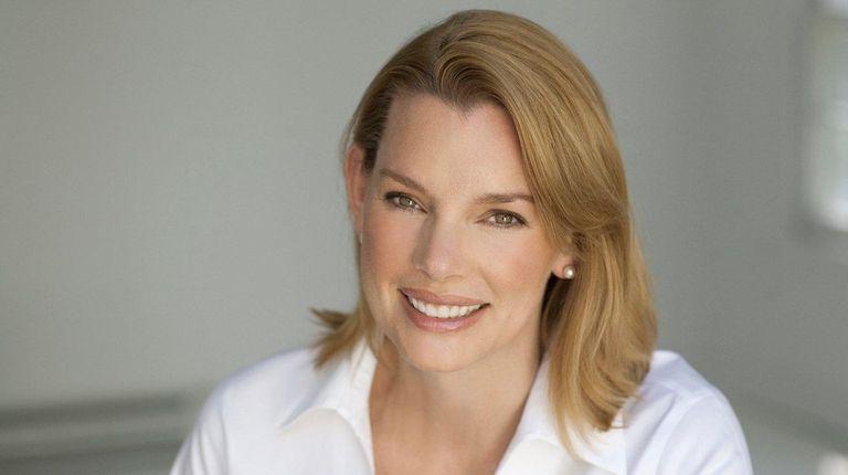Fiona Davis has two dates on Long Island