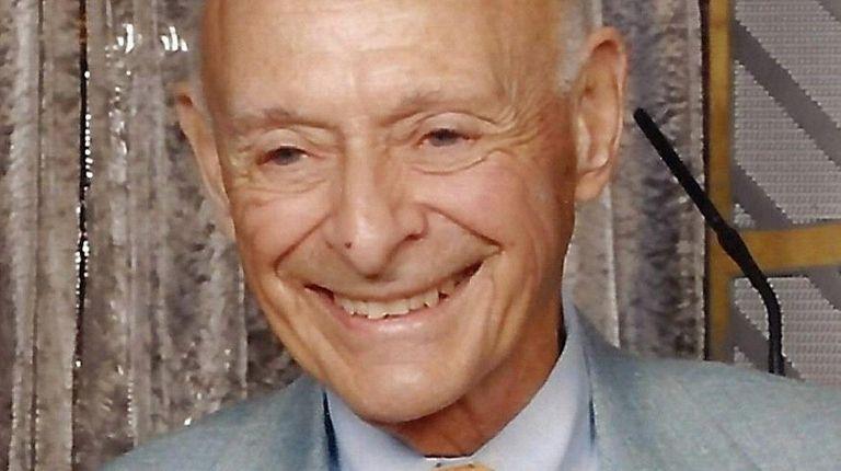 Former Glen Cove resident Adrian Marcuse, ex-president of