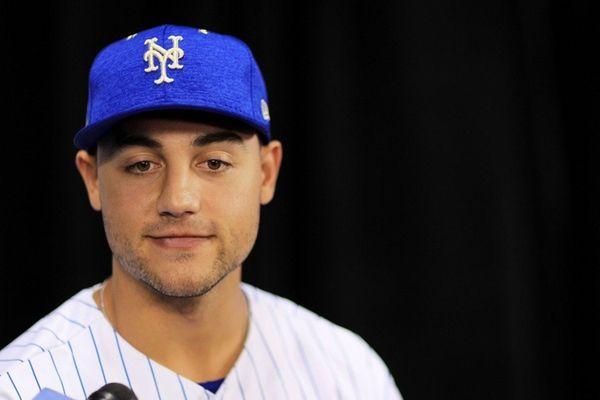 Michael Conforto, the Mets' lone All-Star representative,