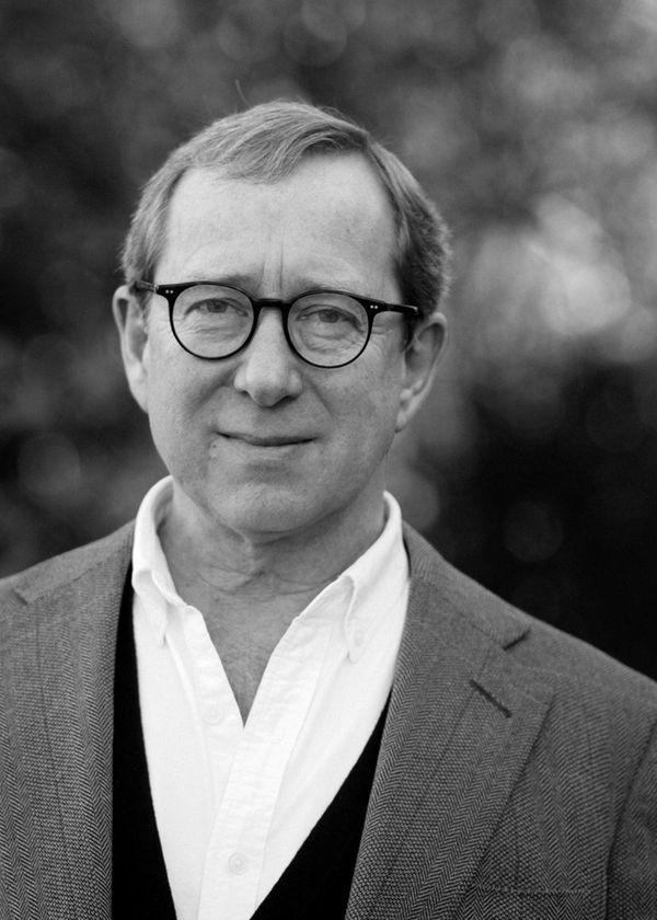 Adam Begley, author of