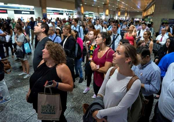 Penn Station Construction Begins Today, Triggering Delays for Commuters