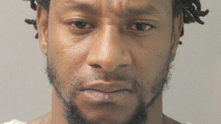 Tyrone Warren, 34, of Springfield Gardens, was arrested
