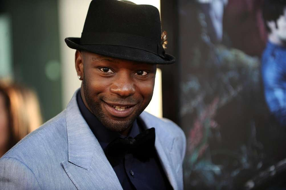Nelsan Ellis (Nov. 30, 1978 -- July 8,