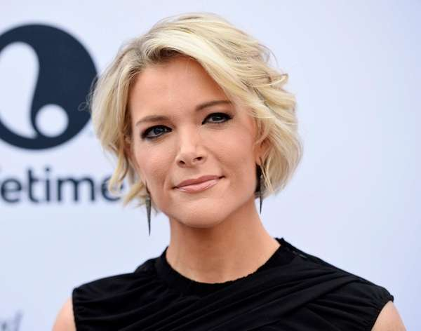 Megyn Kelly at an event in Los Angeles