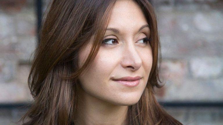 Dina Nayeri, author of