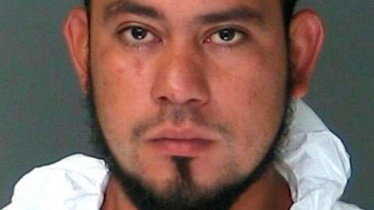 Jaime DeLeon-Tino, of Greenport, was charged on Tuesday,