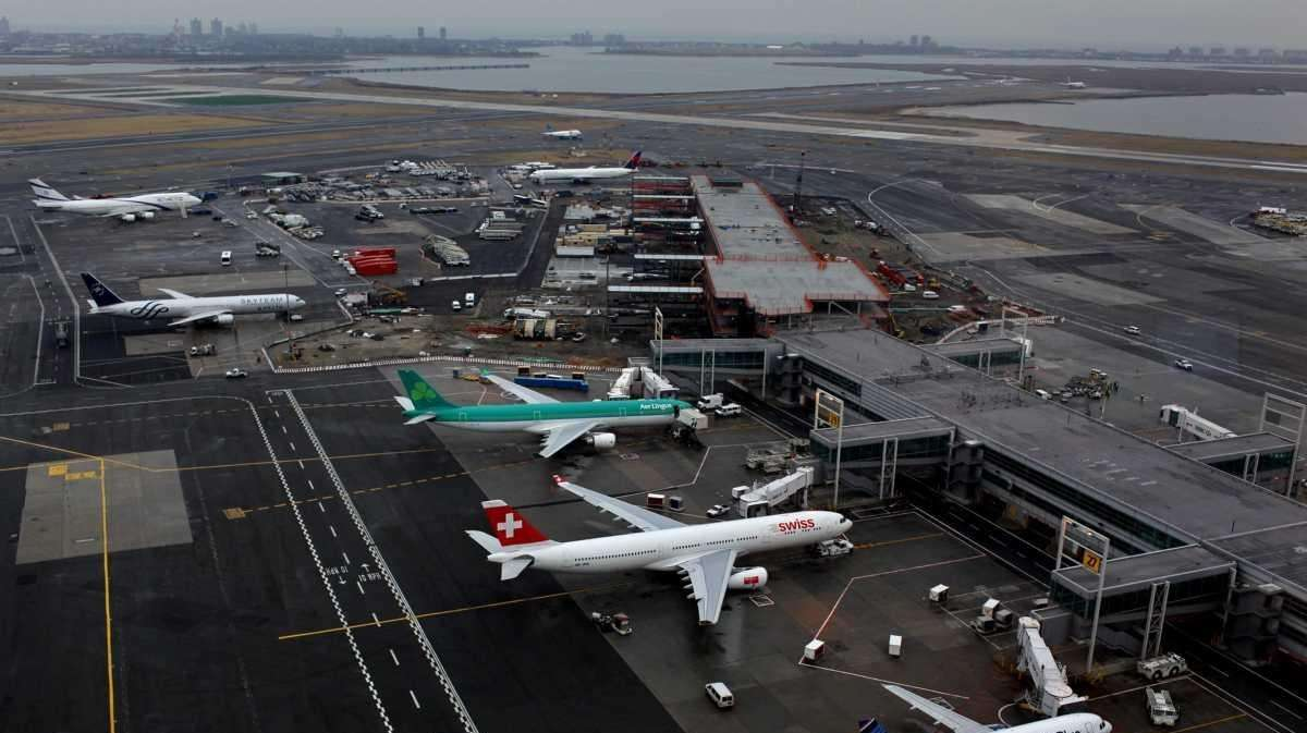 How To Get To Jfk Terminal  From Long Island