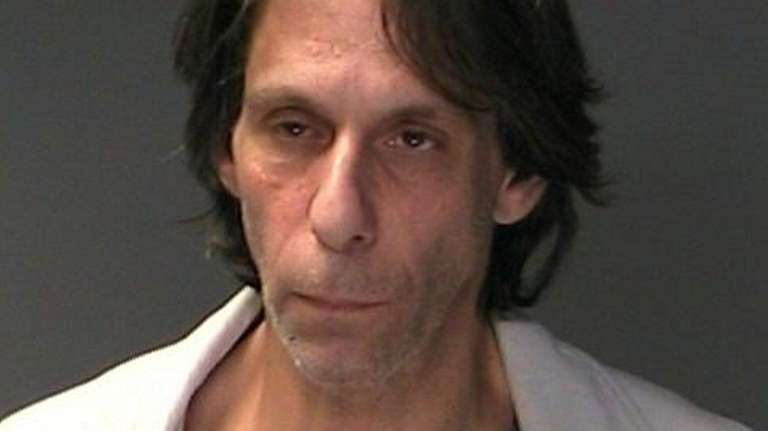 Suffolk Police Homeless Man Arrested In Crime Spree Newsday