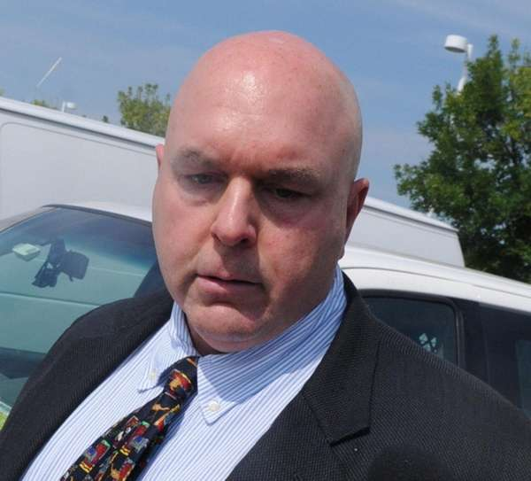 Suffolk police Officer Thomas Wilson, who shot Kevin