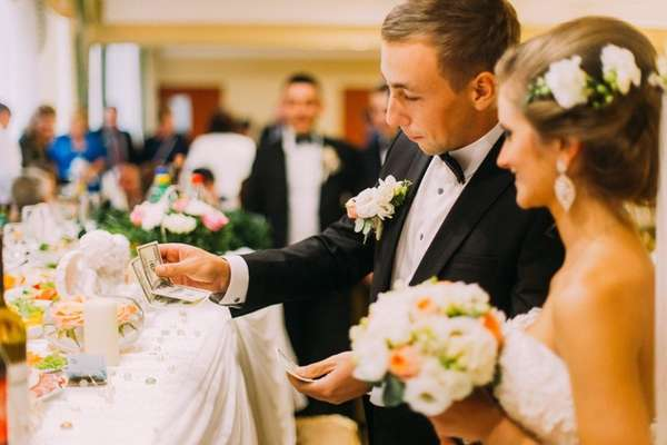 Distracted brides and grooms can be targets for