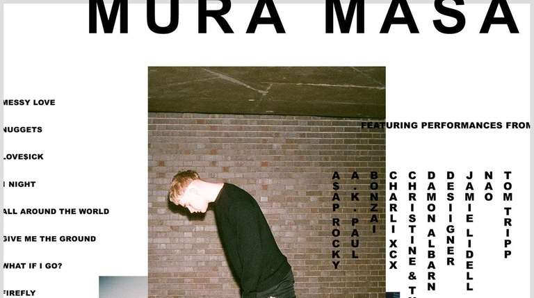 Mura Masa Review Debut Album Dances To A Different