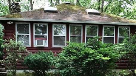 Built in 1930, the one-bedroom, one-bath home sits