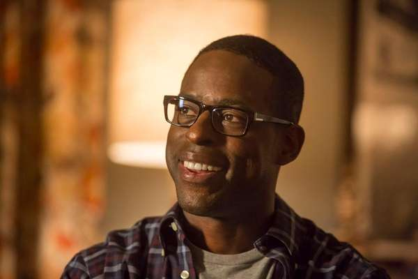 Sterling K. Brown who stars on NBC's