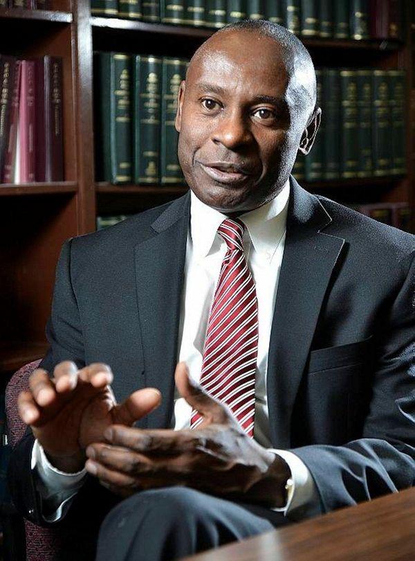 Nassau County Attorney Carnell Foskey in Mineola on