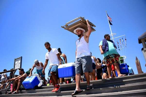Airbnb growth near Jones Beach has outpaced Long