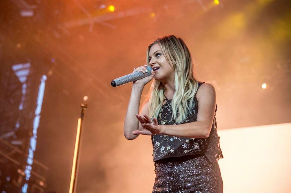 Kelsea Ballerini, who was nominated for best new