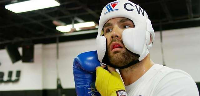 Former middleweight champion Chris Weidman, from Baldwin, headlines