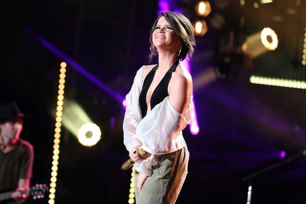 At 27, the newly-engaged country music star has