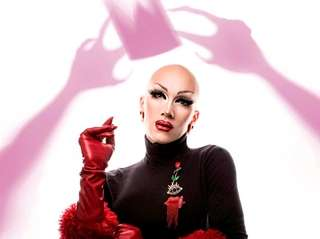 Sasha Velour, the winner of season 9 of