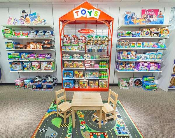 JCPenney will open toy shops in several of