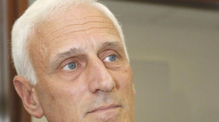 Former Suffolk prosecutor William Ferris, a Republican,