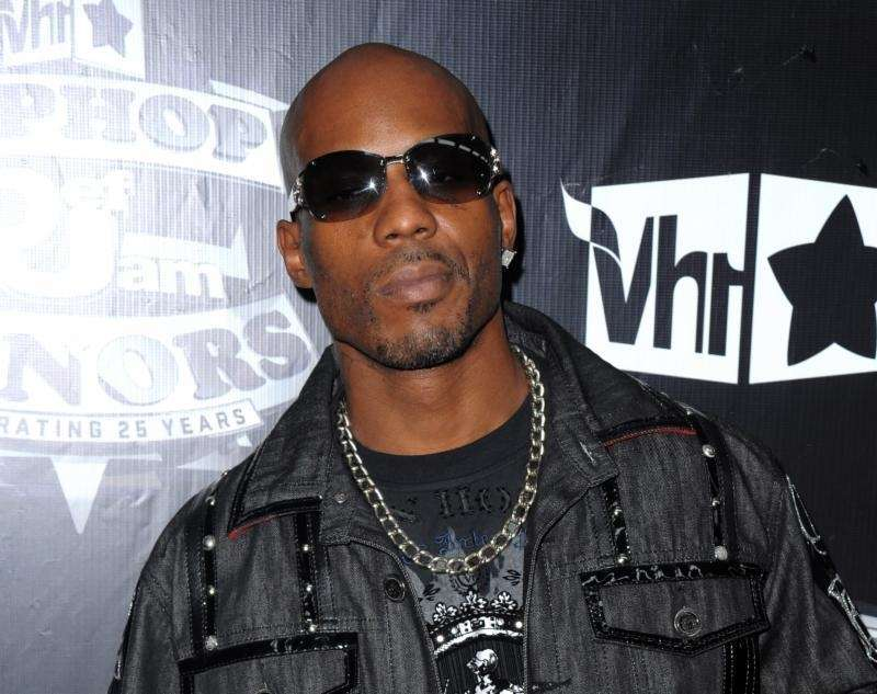 The Associated Press reported that rapper DMX, whose