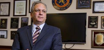 Nassau County Executive Edward Mangano speaks about governing