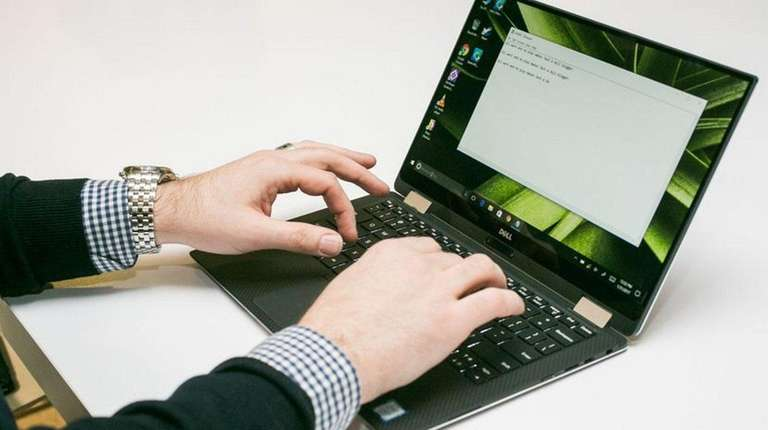 The Dell XPS 13 2-in-1 has an edge-to-edge
