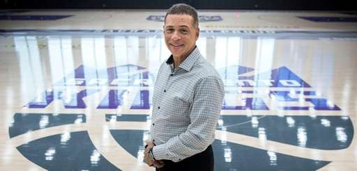 Scott Perry, the Sacramento Kings new vice president