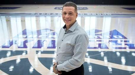 Scott Perry, the Sacramento Kings new vice president