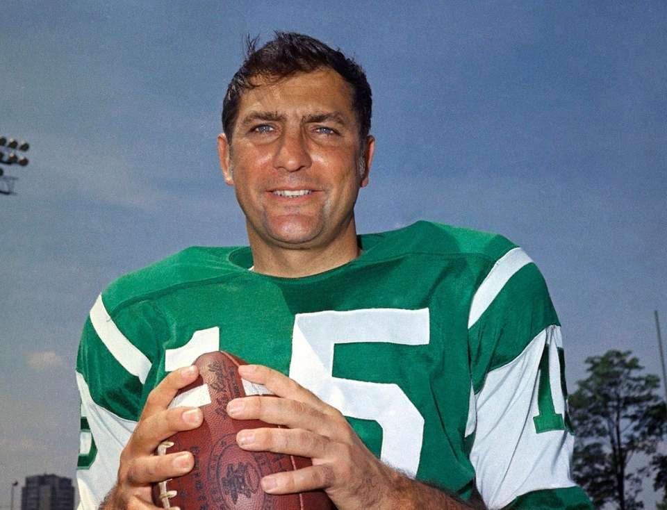 Parilli, the former Jets quarterback who was the