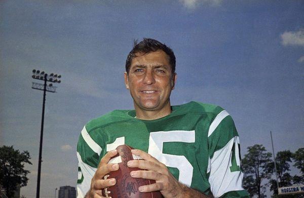 New York Jets quarterback Vito
