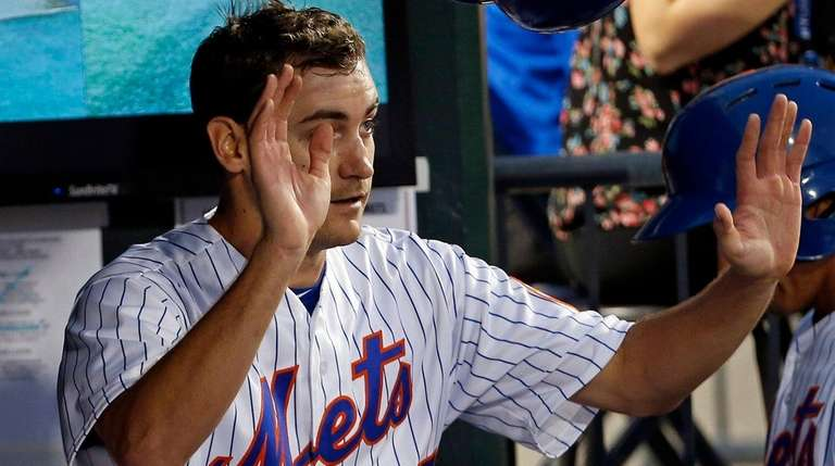 Seth Lugo, after hitting his first career home