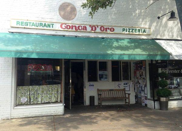 Conca D'Oro pizzeria in Sag Harbor has been