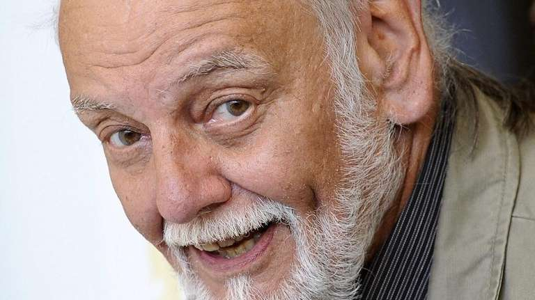 Director George A. Romero attends a photocall at