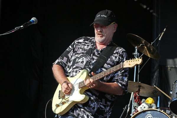Dave Mason performs at the Great South Bay