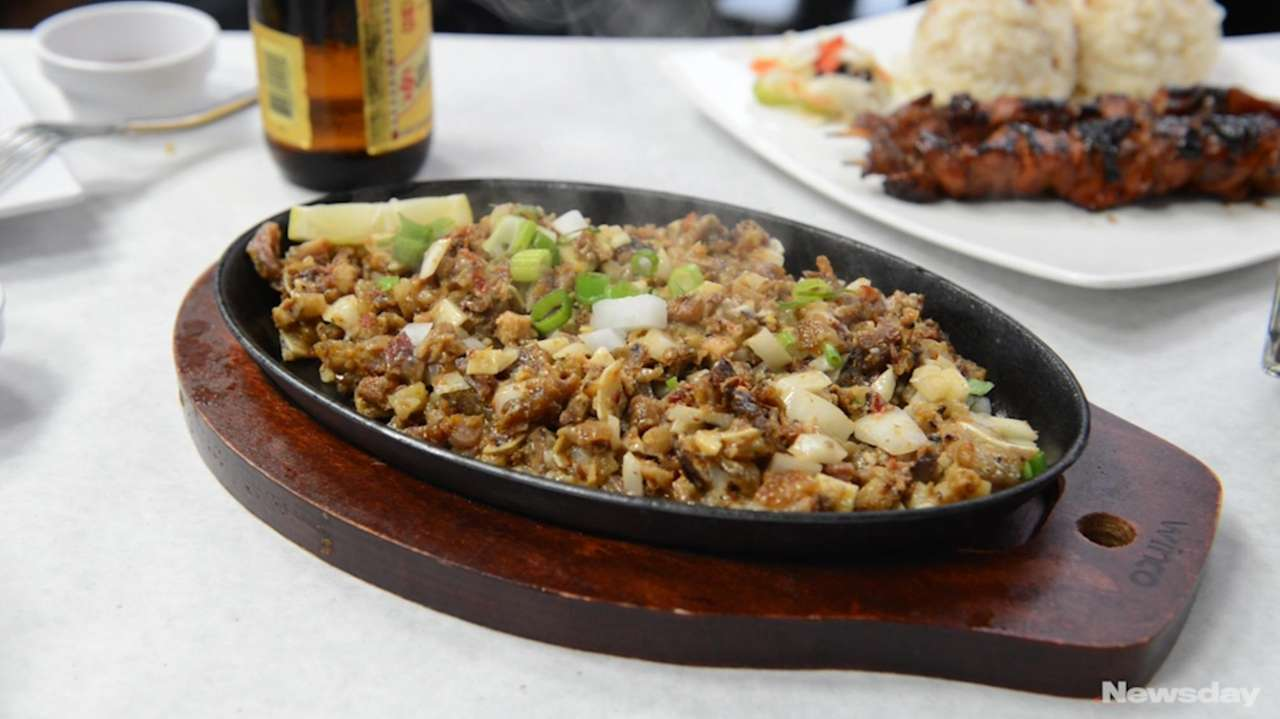 Kabayan Grill is a new Filipino restaurant in